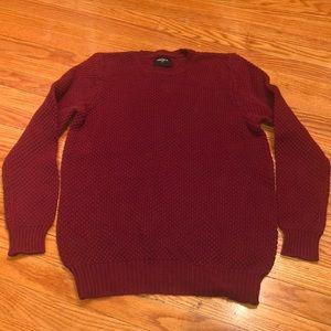 LIKE NEW Forever 21 Men's maroon sweater